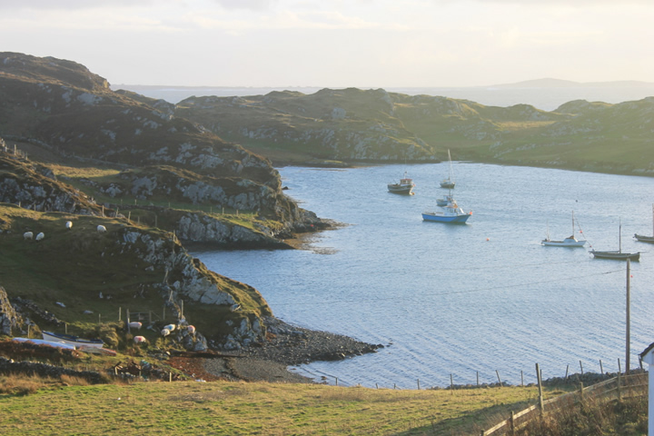 8 – INIS BOFFIN ISLAND