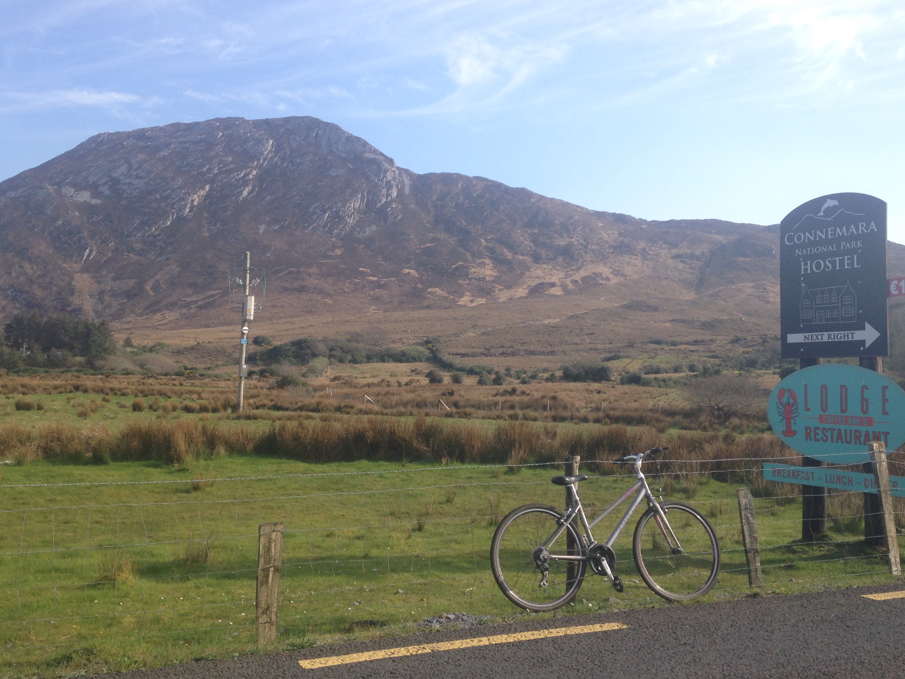 Abbie's Cycle Around Connemara